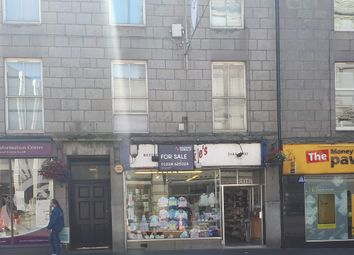 Thumbnail Retail premises for sale in 25 Union Street, Aberdeen