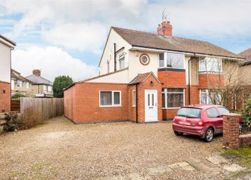 Thumbnail 5 bedroom semi-detached house for sale in Heathfield Road, York, North Yorkshire