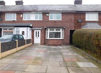 Thumbnail 4 bedroom terraced house to rent in Kenninghall Road, Wythenshawe, Manchester