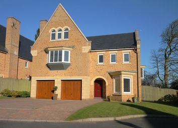 Thumbnail 5 bedroom detached house for sale in Handley Gardens, Heaton, Bolton