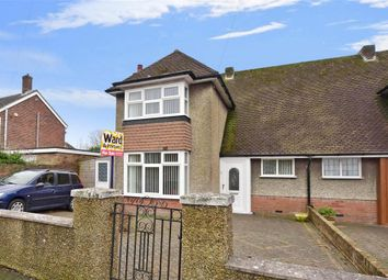 Thumbnail 3 bed semi-detached house for sale in Wingate Road, Folkestone, Kent