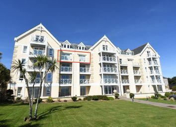 Thumbnail 3 bed flat for sale in Cliff Road, Falmouth