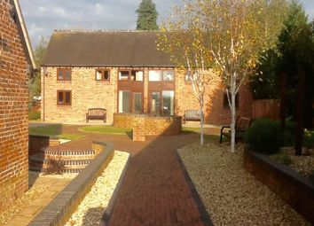 Thumbnail 2 bed cottage to rent in Tithe Church Court, Kynnersley, Telford