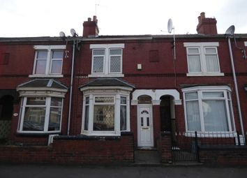 Thumbnail 3 bedroom terraced house to rent in Broughton Avenue, Doncaster