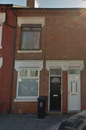 Thumbnail 3 bed terraced house to rent in Frederick Road, Leicester