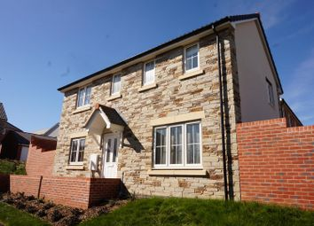 Thumbnail 3 bed detached house for sale in Tom Putt Mews, Trevethan Meadows, Liskeard