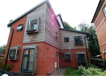 Thumbnail 3 bed semi-detached house for sale in Colville Street, Nottingham