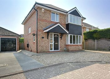 Thumbnail 4 bed detached house for sale in The Nurseries, Woodhall Way, Beverley, East Yorkshire