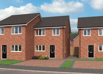 Thumbnail 3 bed semi-detached house for sale in Chapel Street, Bilston