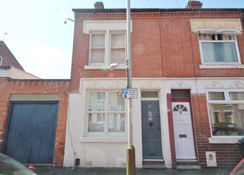 Thumbnail 2 bed end terrace house for sale in Ridley Street, West End, Leicester