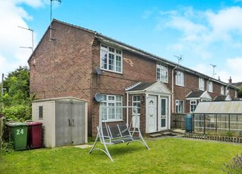 Thumbnail 2 bed flat for sale in Wilkie Close, Scunthorpe