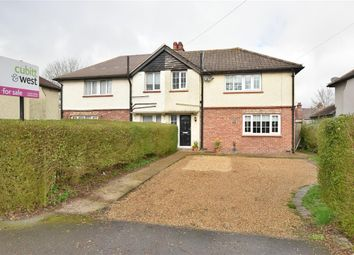 Thumbnail 3 bedroom semi-detached house for sale in Birch Avenue, Caterham, Surrey