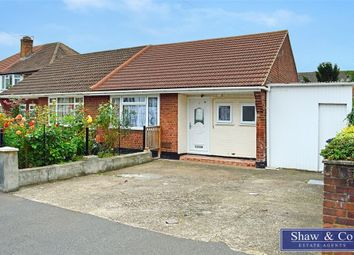 Thumbnail 3 bed semi-detached bungalow for sale in Blackberry Farm Close, Hounslow, Middlesex