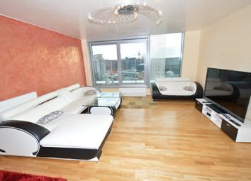 Thumbnail 3 bed flat to rent in Adagio, Dancers Way, Greenwich