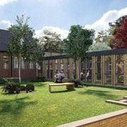 Thumbnail 1 bed flat for sale in 28 Manor Gardens, New Ash Road, New Ash Green, Kent