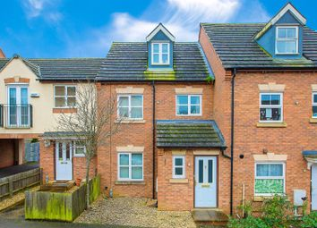 3 bed town house for sale in Bellway Close, Kettering NN16