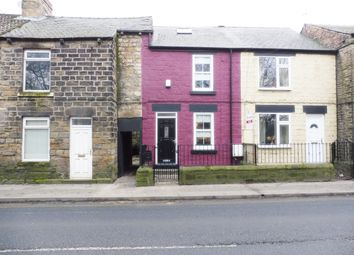 Thumbnail 2 bed terraced house to rent in Doncaster Road, Darfield Barnsley