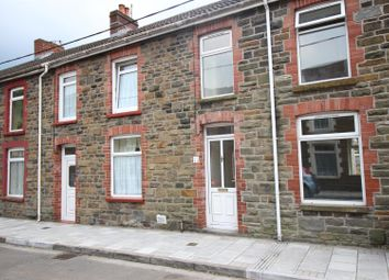 Thumbnail 3 bed terraced house for sale in Bridge Street, Ynysddu, Newport