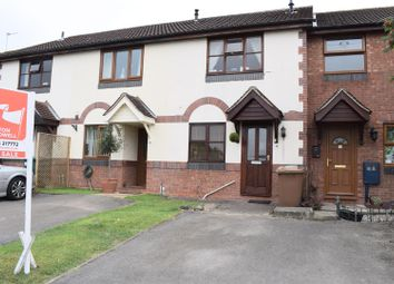 Thumbnail 2 bed town house for sale in Lathkill Dale, Church Gresley, Swadlincote