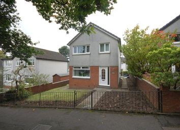 Thumbnail 3 bed detached house for sale in Argyll Avenue, Dumbarton