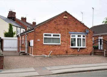 Thumbnail 2 bed detached bungalow for sale in Nuncargate Road, Kirkby In Ahfield, Nottingham