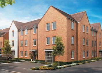 Thumbnail 2 bed flat for sale in Pinewood House, Wokingham