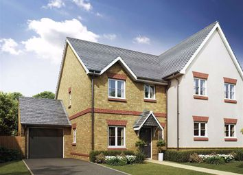 Thumbnail 3 bedroom detached house for sale in Acacia Gardens, Farnham, Surrey