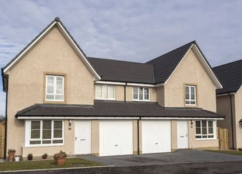 """Thumbnail 3 bed semi-detached house for sale in """"Airth"""" at Gyle Avenue, South Gyle Broadway, Edinburgh"""