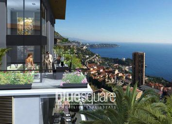 Thumbnail 4 bed apartment for sale in Beausoleil, Alpes-Maritimes, 06240, France