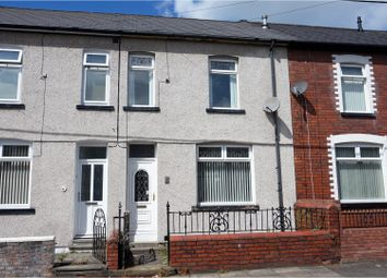 Thumbnail 2 bed terraced house for sale in Sherbourne Road, Pontypool
