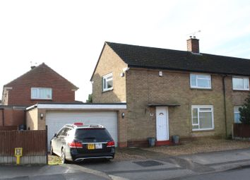 Thumbnail 3 bedroom end terrace house for sale in Wilfred Avenue, New Balderton, Newark