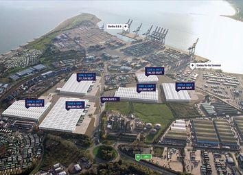 Thumbnail Warehouse to let in Port Of Felixstowe, Logistics Park