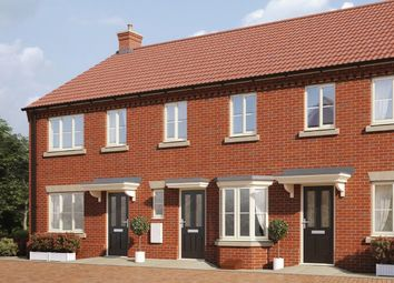 Thumbnail 2 bed terraced house for sale in Hempstead Road, Holt