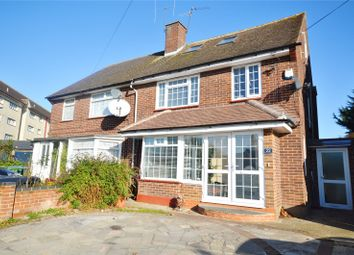 Thumbnail 4 bedroom semi-detached house for sale in The Turnstones, Garston, Hertfordshire