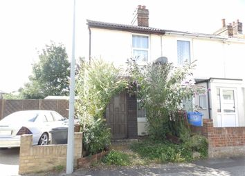 Thumbnail 2 bedroom end terrace house for sale in Alston Road, Ipswich, Suffolk