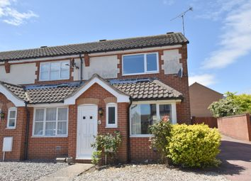 Thumbnail 2 bed end terrace house for sale in Nelson Way, Mundesley, Norwich