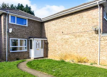 Thumbnail 2 bed terraced house for sale in Clover Road, Market Deeping, Peterborough