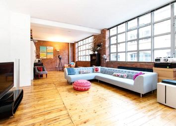 Thumbnail 1 bed flat to rent in Underwood Street, London