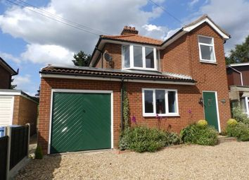 Thumbnail 3 bed detached house for sale in Estuary Crescent, Shotley Gate, Suffolk