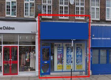 Retail premises to let in Vivian Avenue, Hendon, London NW4
