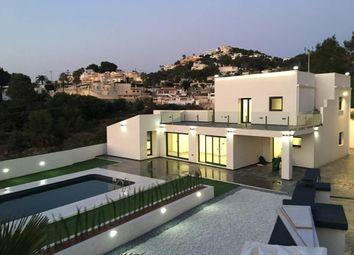 03724 Moraira, Alacant, Spain. 4 bed villa