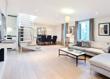Thumbnail 4 bed flat to rent in Merchant Square, Paddington, London