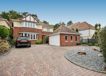 Thumbnail 4 bed detached house for sale in Lilliput Road, Lilliput, Poole