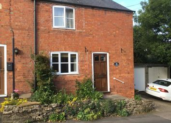 Thumbnail 2 bed end terrace house for sale in Pinfold Lane, South Luffenham, Oakham, Rutland