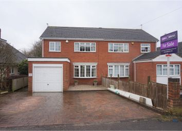 Thumbnail 3 bed semi-detached house for sale in Chestnut Avenue, Nottingham