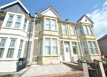 Thumbnail 3 bed terraced house for sale in Winchester Road, Brislington, Bristol