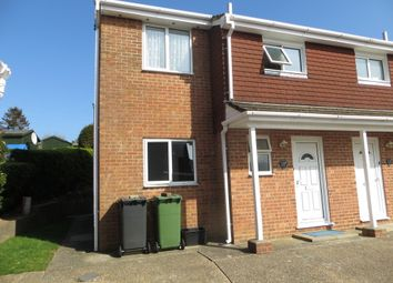 Thumbnail 2 bed semi-detached house to rent in The Broadway, Hastings
