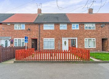 Thumbnail 3 bedroom terraced house for sale in Shannon Road, Hull