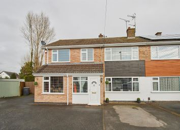 Thumbnail 5 bed semi-detached house for sale in Marlborough Close, Burbage, Hinckley
