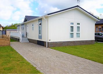 Thumbnail 2 bed mobile/park home for sale in Station Road, Salford Priors